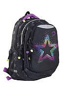 553101 Рюкзак підлітковий Т-22 Star, 43*30*15
