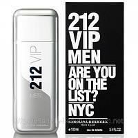 Мужская туалетная вода Carolina Herrera 212 Vip Men (Каролина Эррера 212 Вип Мэн)
