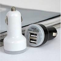 Автомобильная зарядка USB от прикуривателя Dynamode
