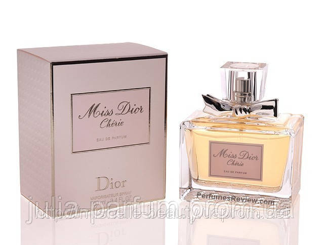 Женский парфюм Christian Dior Miss Dior Cherie (Кристиан Диор Мисс Диор  Шери) - JULIA 09a0d0c2595aa