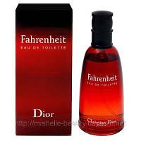 Мужская туалетная вода Christian Dior Fahrenheit (Кристиан Диор Фаренгейт)