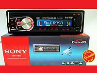Автомагнитола Sony 1087 Съемная панель - USB+SD+AUX+FM (4x50W), фото 1