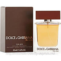 Мужской одеколон Dolce & Gabbana The One Men (Дольче Габбана Зе Ван Мен)