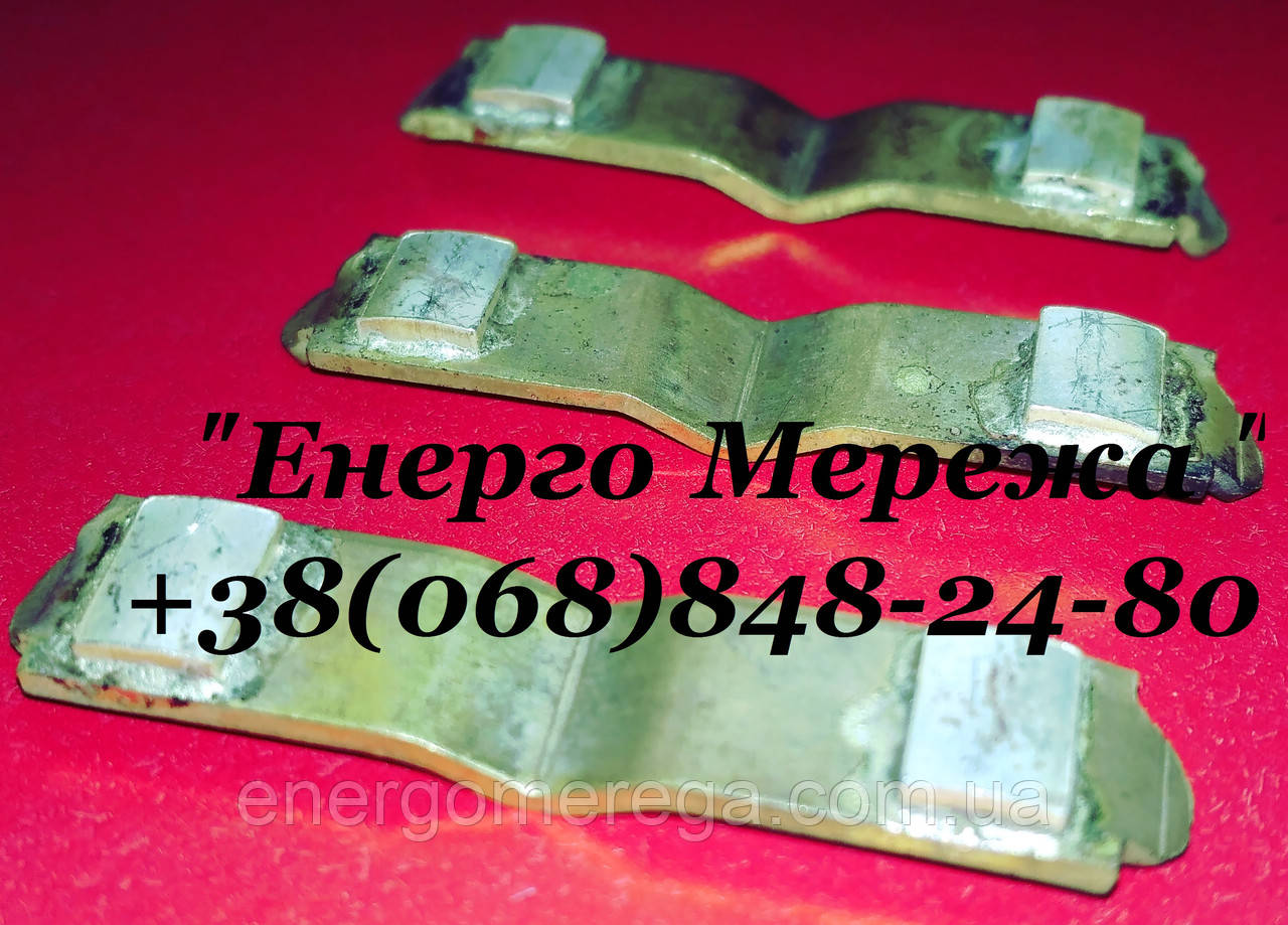 Контакты ПМА 4540 подвижные,серебрянные