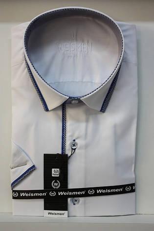 Рубашка короткий рукав Weismen, фото 2
