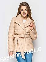 Весенняя женская куртка 50 размер