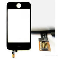 Сенсор (Touch screen) Apple iPhone 3Gs black,white с рамкой