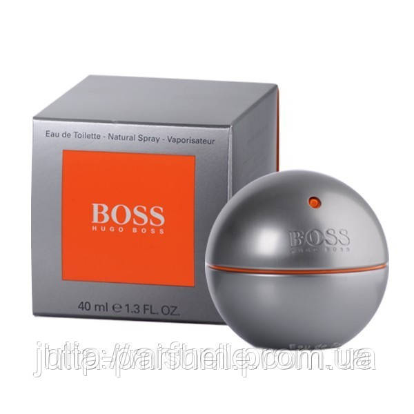 мужской одеколон Hugo Boss Boss In Motion хьюго босс босс ин моушн
