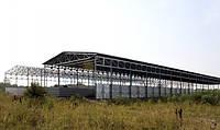 Коровник строительство ЛСТК