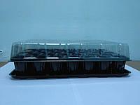 Минипарник 33ячейки кассета+поддон+крышка