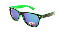 Солнцезащитные очки молодежные Wayfarer Ray-Ban
