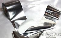 Фольга  для литья № 4 Серебро