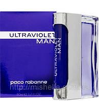 Мужской парфюм Paco Rabanne Ultraviolet Man (Пако Рабан Ультрафиолет Мэн)