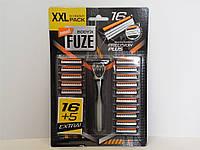 Станок для бритья с тройным лезвием Fuze 21 шт.