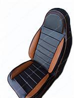 Чехлы на сидения универсальные - SPORT+ кожзам