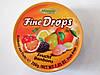 Конфеты Fine Drops Frucht фруктовые 200 г