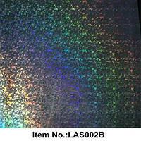 Пленка HD VIP Лазерная пленка LAS002B (ширина 50см)