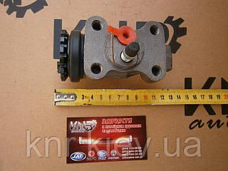 Цилиндр тормозной рабочий передний левый (ПР-ШТ) JAC 1045 (ДЖАК 1045)