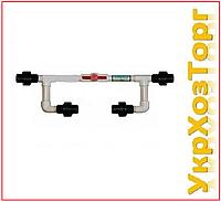 Инжекторный узел для подачи удобрений, 3/4 дюйма (байпас) Presto-PS