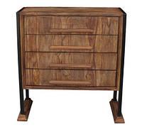 Комод drawer chest RAE28. В стиле Лофт. Ручная работа. Сделано в Индии.