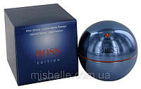 Парфюмированная туалетная вода для муHugo Boss In Motion Blue Edition (Хуго Босс Ин Моушн Блю Эдишн)