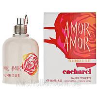 Туалетная вода для женщин Cacharel Amor Amor Sunrise (Кашарель Амор Амор Санрайз)