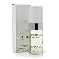 Женская парфюмированная вода Chanel Cristalle eau verte (Шанель Кристал оу Верте)