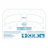 Гигиенические накладки на унитаз Соляр-Б-100