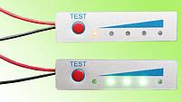 LED индикатор заряда/разряда аккумуляторов li-ion,Pb, LifePo4 2,3,4,5S