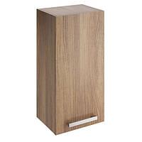 Подвесной шкафчик Cersanit Mesta, темный ясень