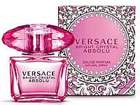 Женская туалетная вода Versace Bright Crystal Absolu (Версаче Брайт Кристалл Абсолю)