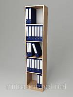 Шкаф для документов открытый К-122 (300*300*1860h)