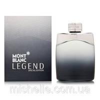 Мужской одеколон Mont Blanc Legend Special Edition 2013 (Монт Бланк Легенд Спешиал Эдишн 2013)
