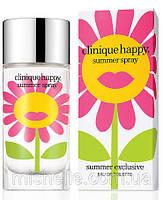 Туалетная вода для женщин Clinique Happy Summer Spray 2013 (Клиник Хэппи Саммер Спрей 2013)