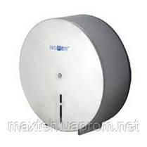 Держатель для туалетной бумаги в больших рулонах до 300 м сатиновый
