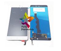 Дисплей для мобильного телефона Xiaomi Mi Note Pro, белый, original (PRC), с сенсорным экраном