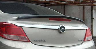 Спойлер сабля тюнинг Opel Insignia