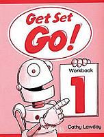 Рабочая тетрадь Get Set - Go! 1, Cathy Lawday | Oxford