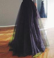Фатиновая длинная юбка., фото 2