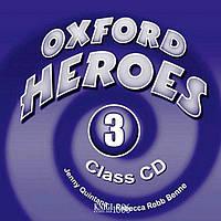 Аудио-диск Oxford Heroes 3, Jenny Quintana   Oxford (Oxford)