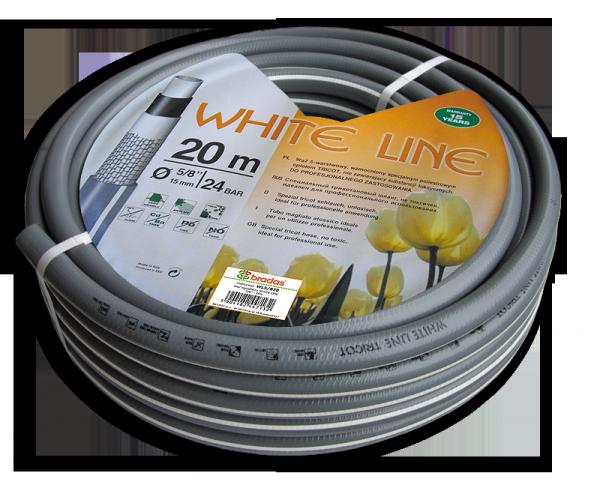 "Шланг для полива WHITE LINE 3/4"" - 30м"