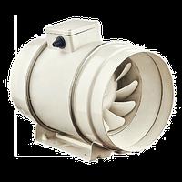 Промышленный канальный осевой вентилятор (сталь) BVN BMFX 250, Турция