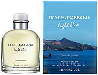 Мужские духи Dolce&Gabbana Light Blue Discover Vulcano Pour Homme (Дольче Габана Лайт Блю Дискавер)