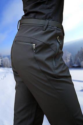 Брюки спортивные женские Freever 018 (soft shell), фото 2