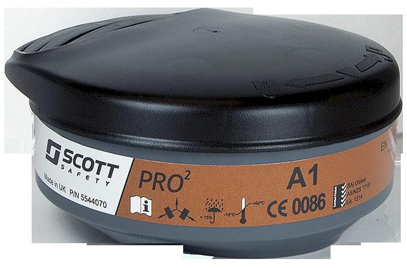 Фильтр ScottSafety GF Pro2 A1 (код. 2032212)