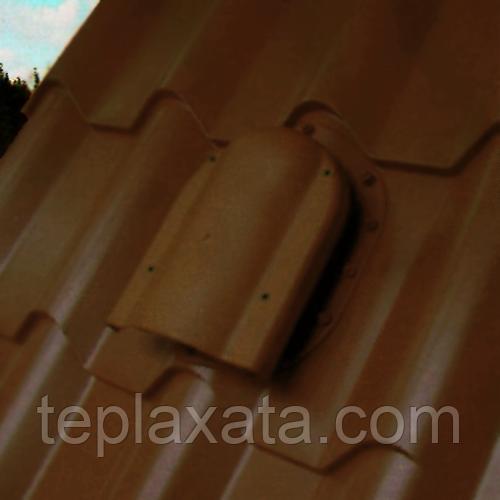 KRONOPLAST WPBX-1 (150 мм) Аэратор (металлочерепица до 46 мм )