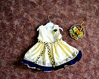 Нарядное детское платье для девочки 1, 2, 3, 4 года