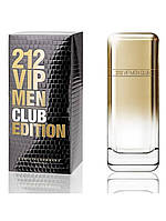 Мужской парфюм Carolina Herrera 212 vip Club Edition Men (Каролина Хирерра 212 вип Клаб Эдишен Мэн)