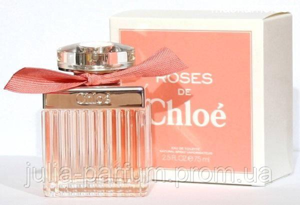 женская туалетная вода сhloe Roses De Chloe хлое розес де хлое