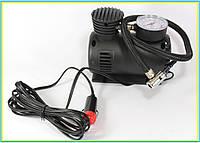 Автомобильный компактный насос компрессор Air Pomp